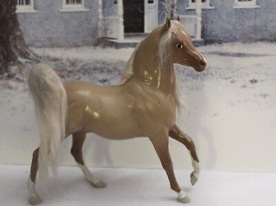 Vintage Custom Breyer Horse Classic Arabian Stallion by Ashleigh Morgan