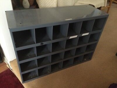 DURHAM 356-95-D564 Steel Bin Storage Unit
