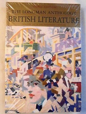 New the longman anthology of british literature 2nd compact edition the longman anthology of british literature the twentieth century by kevin j fandeluxe Choice Image