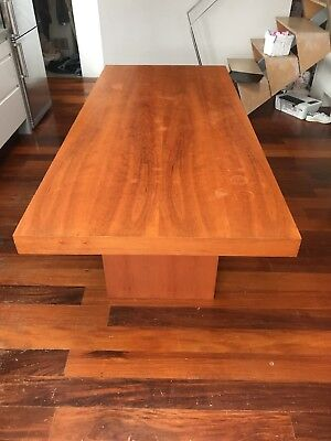 VINTAGE MID CENTURY 70's HEALS DINING TABLE - 200cm