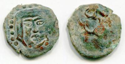 (9512)Chach, Ruler Nirt, 7-8 Ct AD