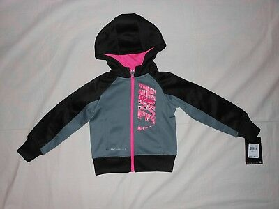 NWT Nike Toddler Girls Therma-Fit hoodie, Size 2T