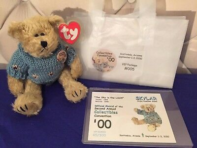 Ty Attic Treasure Skylar from 2nd Annual Collectables Convention Commemorative