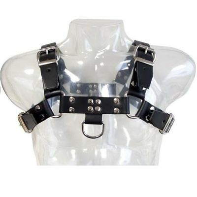 Fantasia Erotica Leather Body Chain Harness Iii | Sexy Xmas