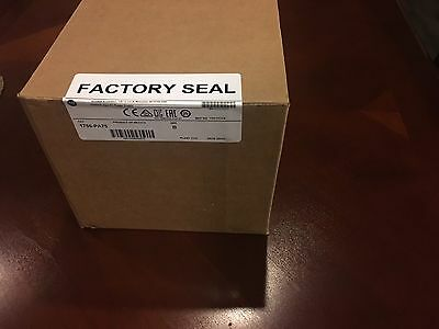 2017 FACTORY SEALED Allen Bradley 1756-PA75 /B AC Power Supply ControlLogix