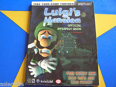 Luigi's Mansion - Strategy Guide