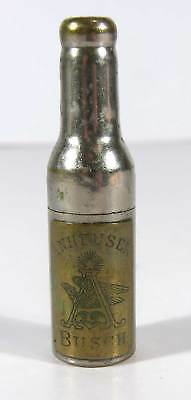 1897 Anheuser Busch Brewing Company Figural Beer Bottle Advertising Corkscrew