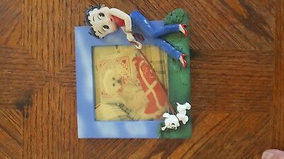 Betty Boop Picture Frame