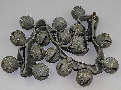 A set of Ancient Chinese bronze bell