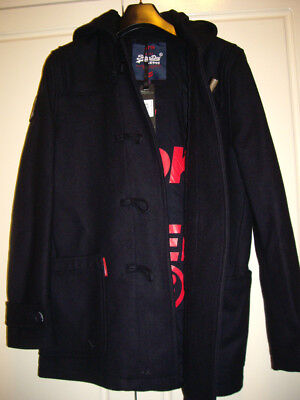 Men's Superdry Duffle Coat Jacket XL - New, with tags