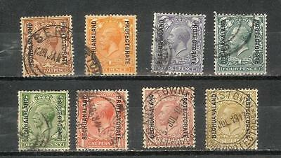 British   Bechuanaland  George   V     1914   -   1924   Selection
