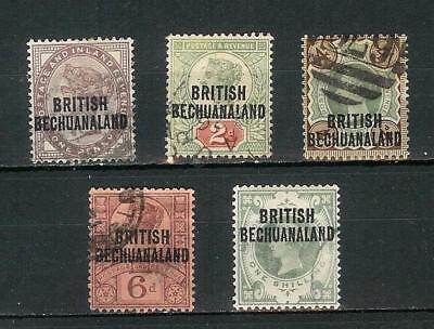 British   Bechuanaland   Victoria   1891   -   1894      Selection