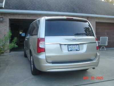 2015 Chrysler Town & Country  chrysler town and country