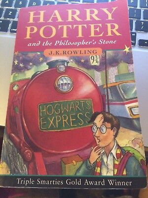 Harry Potter And The Philosopher 39 S Stone 1st Edition 6