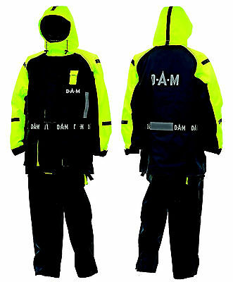 DAM Safety BOAT Suit 2-teiler Tamaño Selección S chwimmanzug Floating Traje