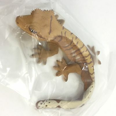 Kaiyodo Capsule Q Museum Mini Figure Gecko Crested Gecko Tiger Japan