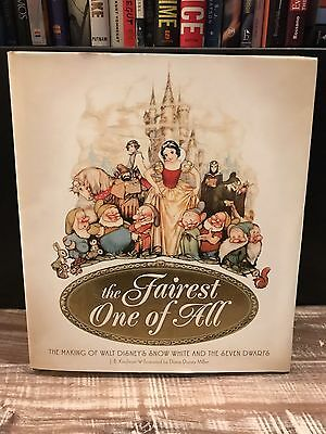 The Fairest One of All: The Making of Snow White and the Seven Dwarfs MINT COND