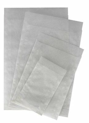 Lindner 703 Glassine Envelopes 63 x 93 mm