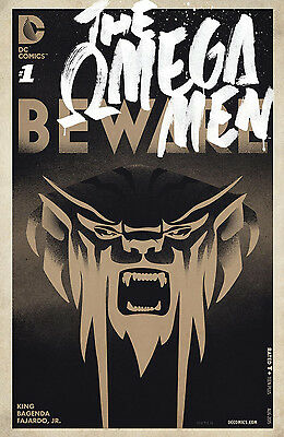 The Omega Men (2015) #1 - 12.......Complete Series....NM