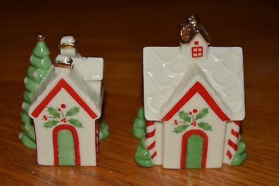 Lenox Salt and Pepper Shakers CHURCH & HOUSE