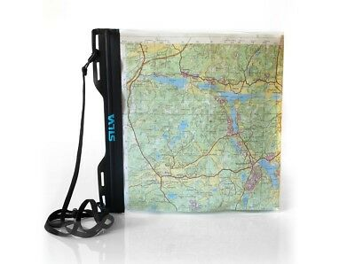 Silva Carry Dry Map Case Large OS (27 x 48) RRP £29.99
