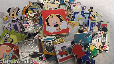 Disney Trading Pins_Lot Of 50_ Free Shipping_No Doubles_Misc. Assort._D27
