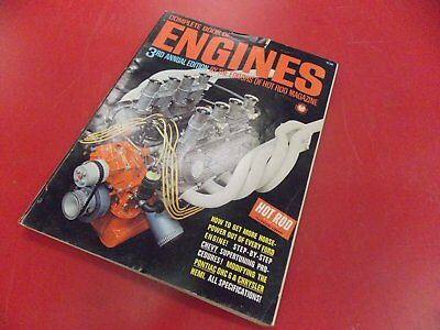 Petersons 3Rd Engine Annual, Copyright 1967