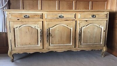 Country Pine French Sideboard.