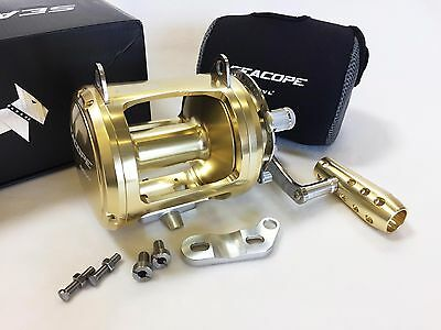 RYVL seacope 50W, 2 speed Geschwindigkeit Big game trolling reel