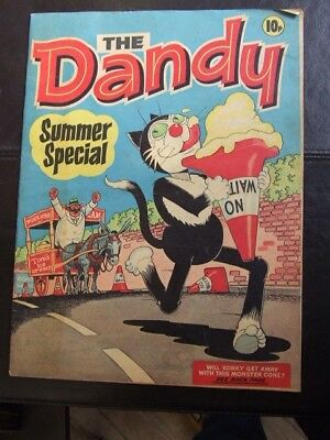 """""""Dandy Summer Special. 1972"""". Big postal savings on multiple purchases."""