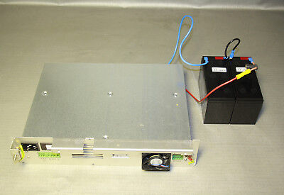 DRAEGER Anesthesia Machine Battery Charger P/N: 96.0001.44 Vers.10 3,5A 50/60Hz