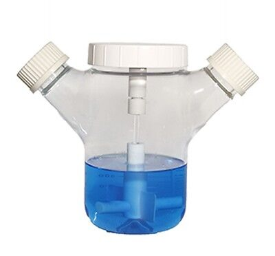 Scilogex Magnetic Glass Spinner Flask 3000ml Capacity