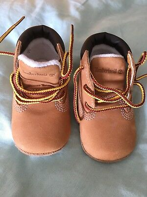 Baby Timberlands - Size 1.5