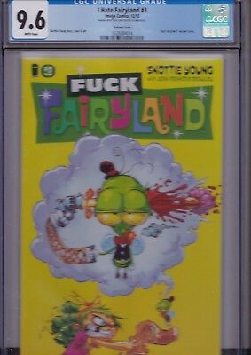 I Hate Fairyland #3 Variant Cover CGC 9.6