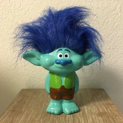 DreamWorks Trolls Ceramic Coin Bank Branch