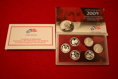 Proof Sets Special (2009 6-Piece Silver Proof Set) Low Combined Shipping