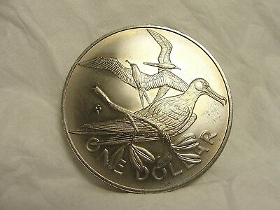 1994 Virgin Islands 1 Dollar Coin KM 6