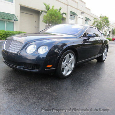 2005 Bentley Continental 2dr Coupe GT ONLY 32K ORIGINAL MILES. MINT CONDITION. LOADED WITH OPTIONS. MUST SEE