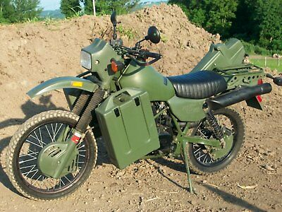 1999 Harley Davidson Military Vehicle Motorcyle MT500