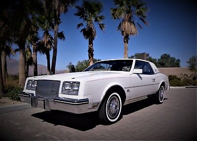 1985 Buick Riviera  1985 Buick Rivera 25K miles fully loaded. Possibly the finest example out there!