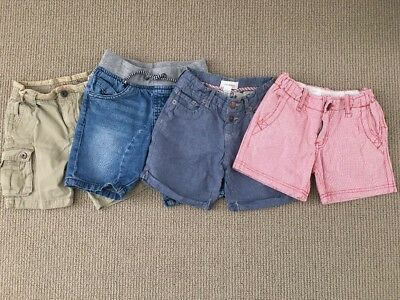 Boys Shorts Country Road Cotton On Size 2 & 3