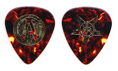 Atreyu Brown Faux Tortoise Tour Guitar Pick