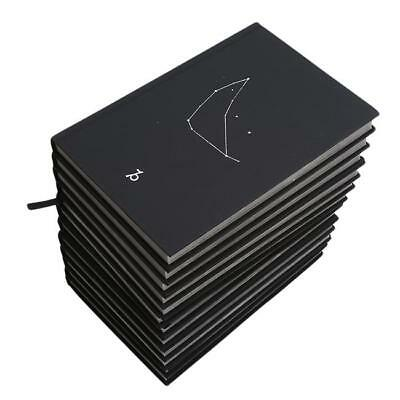12 Constellation Diary Week Planner Business Office College Journal Notebook J