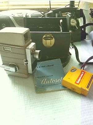 Bell & Howell Vintage Movie Camera