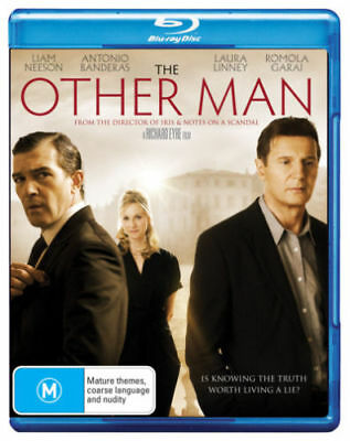 The Other Man - Blu Ray New/Sealed Region B