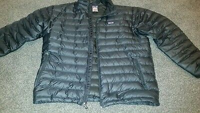 Patagonia Puffer Down Jacket Men's Size Large  - used condition