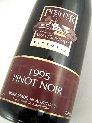 1995 PFEIFFER WINES Pinot Noir A Isle of Wine