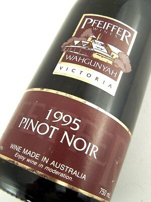 1995 PFEIFFER WINES Pinot Noir B Isle of Wine