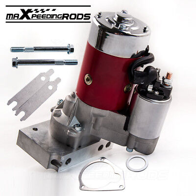FOR CHEVROLET CHEV CHEVY V8 MINI STARTER MOTOR 2.2KW 3HP Small & Big Block