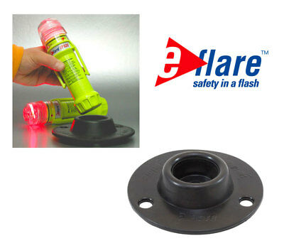 Eflare Rubber Base Mount for Safety Beacon